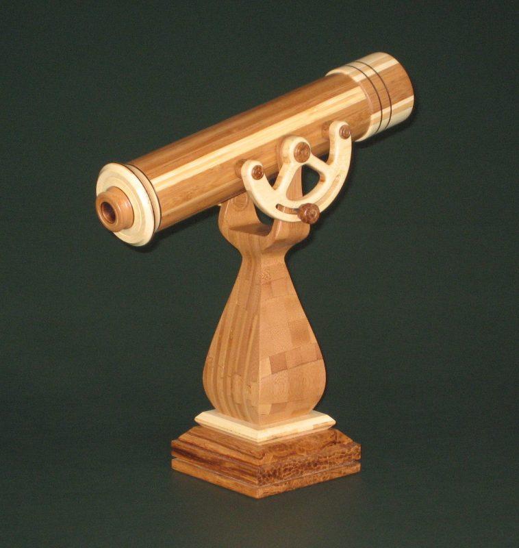 Desk Model Bamboo - Duxterity LLC